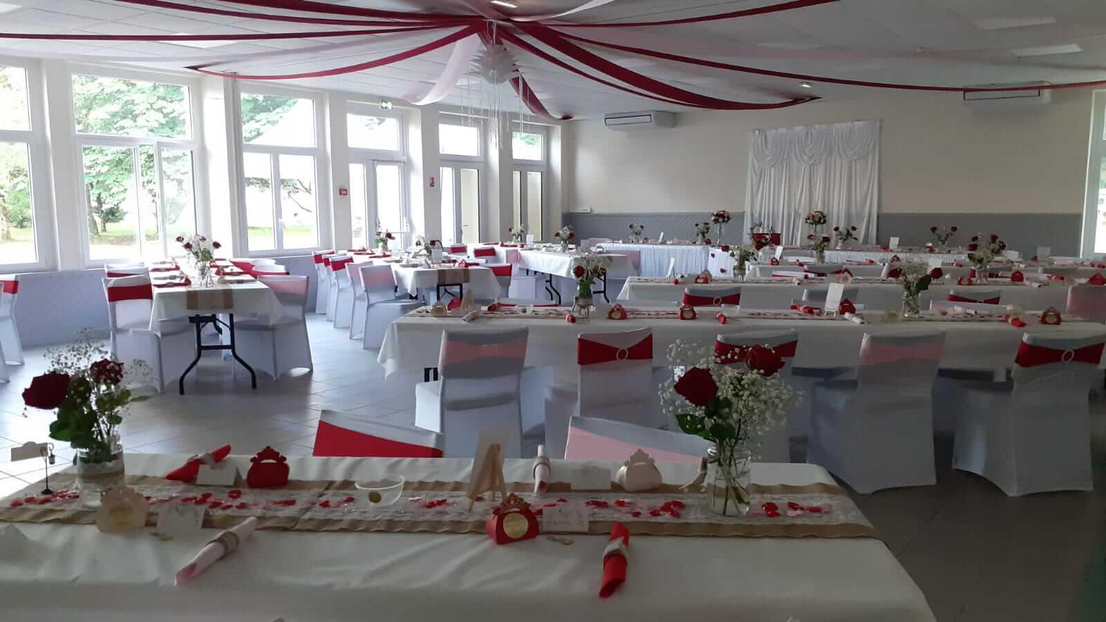 Mariage du 11 Juillet 2020 - La salle des grands chênes